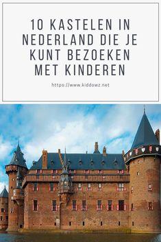 Hebben jullie wel eens overwogen om een kasteel te bezoeken? Je kunt er een heleboel van leren. Wie hebben er gewoond? Wat gebeurde er allemaal? Ik deel 10 kastelen met jullie die je kunt bezoeken met kinderen.