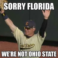 But we ARE Kent State!