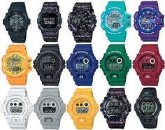 For over 25 years G-Shock has been making durable, waterproof mens watches for everyday wear. After showing us a number of metallic pieces as part of their January releases, Casio introduces a new ...