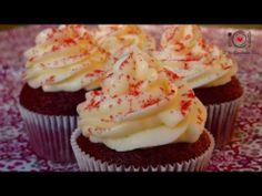 Cómo hacer Cupcakes Red Velvet | LHCY