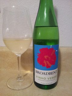 The Iowa Wino - 2011 Broadbent Vinho Verde Portugal