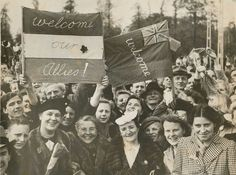 13 Iconic Dutch Liberation Photos