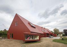 Youth Centre in Roskilde / Cornelius + Vöge