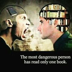 They haven't even read that book.