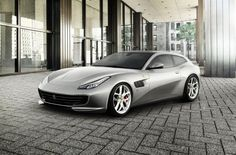 Ferrari GTC4 Lusso gets V-8 option  (GTC4 Lusso, an extensively revised version of the FF, made its debut in March at the 2016 Geneva auto show. At the time, the car was fitted exclusively with the automaker's familiar 6.3-liter V-12. Now Ferrari has introduced an entry-level V-8 option. Set to debut...)