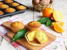 Ricetta per Muffin all'Arancia
