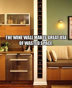 Creative Wine Rack