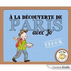 À la découverte de Paris avec Jo