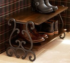 Moran Shoe Rack | Pottery Barn