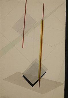 Untitled (Composition) by László Moholy-Nagy