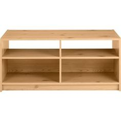 Buy Maine Modular TV Unit - Beech Effect at Argos.co.uk - Your Online Shop for TV stands, Entertainment cabinets and units.