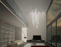 lampara de techo moderna