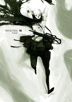 Riel - Antharmonia by iumazark.deviantart.com on @deviantART