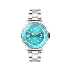 montre Homme Ice Watch, Ice Pure Turquoise Big