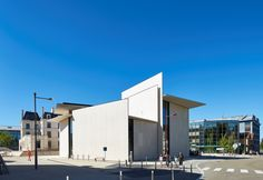 Gallery of Le Signe National Centre for Graphic Design / MOATTI-RIVIERE - 8