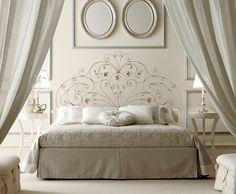 10 Quartos de luxo com cama de ferro ~ Decoração e Ideias - casa e jardim
