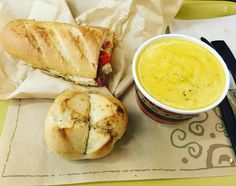 Retail therapy requires me to keep my strength up...Broccoli Cheddar soup and Chicken Toscana sandwich from @zoupfreshsoup in Orland Square Mall. The flavors are so fresh and flavorful try them next time you're in the food court! #foodie #foodporn #foodiechats #chicagofoodie #chicagofood #chicagosbest #chifooddiaries #chicagofoodmag #chicagomunchies #chicagofoodscene #chicagofoodanddrink #orlandsquaremall #zoup #lovefoodchicago #topchicagorestaurants #iphone6sphotography by coffeewitboobs…
