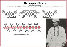 Modele de cusaturi traditionale din Dobrogea | Simona Moon Projects To Try, Cross Stitch, Embroidery, Pattern, Blog, Tips, Dreams, Models, Traditional