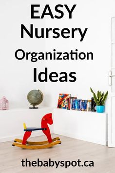 These EASY NURSERY IDEAS will make life simple when planning your baby room!  | easy nursery ideas boy | easy nursery ideas girl | easy nursery ideas neutral | nursery organization ideas | nursery organization closet | small nursery ideas | small nursery space savers | nursery organization ideas small spaces #thebabyspot Small Nursery Organization, Organization Ideas, Nursery Inspiration, Nursery Ideas, Small Space Nursery, Closet Small, Small Nurseries, Pregnancy Information, Mummy Bloggers