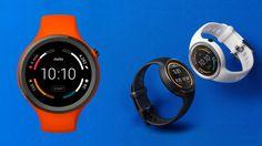 Motorola presentó dos nuevos relojes inteligentes Moto 360   Moto 360, Android Wear, Motorola - Infobae