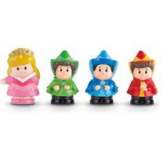 Fisher-Price Little People Disney Princess Aurora & Friends