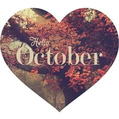 Hello best month of the year.