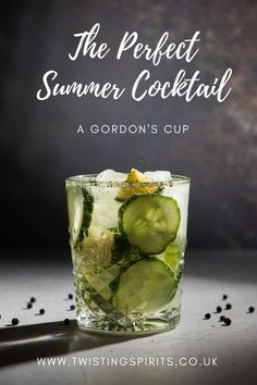 Looking for a summery cocktail to make at home?  Check out our blog post on how to make this yummy gin cocktail. You can even spice it up by using black pepper.  We recommend you make it with our Kaffir Lime & Lemongrass gin, but any citrus gin will be great! Give it a go :) Easy Gin Cocktails, Cocktails To Make At Home, Classic Gin Cocktails, Gin Cocktail Recipes, Festive Cocktails, Spring Cocktails, Drinks, Best Gin And Tonic, Drinking