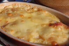 Zapečené karé s cibuľou - Recept pre každého kuchára, množstvo receptov pre pečenie a varenie. Recepty pre chutný život. Slovenské jedlá a medzinárodná kuchyňa