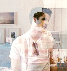 "A Great Big World ""Already home"" Starring Darren Criss and Jessica Szohr gif"