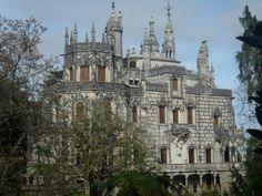 Um lugar encantador Quinta da Regaleira-Sintra- Portugal