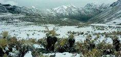 Resultado de imagen para sierra nevada merida