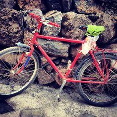 Gewoon een fiets! #rood