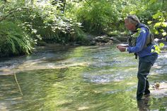 Chris Ogborne goes fly fishing on the River Camel. One of the prettiest rivers in Cornwall, this has also been an ideal testing ground for many of the flies he has designed for Turrall.