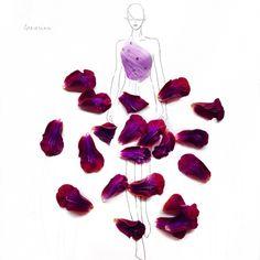 Vestida de flores — Visto-me de flores Pra te... | panic monday