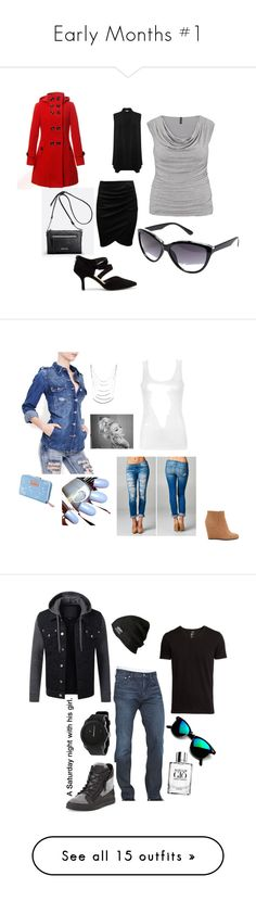 """""""Early Months #1"""" by freida-adams ❤ liked on Polyvore featuring Avenue, maurices, M&Co, Sole Society, plus size clothing, beauty, Forever 21, Ally Fashion, Brakeburn and Citizens of Humanity"""