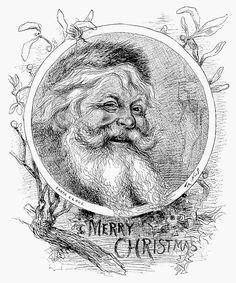 Thomas Nast y Santa Claus