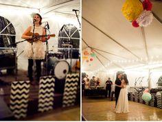 Whimsical Ranch Wedding: Michele + Luke