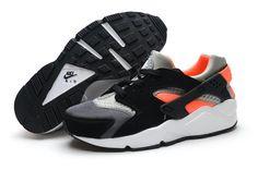 45798bab4d1ec Huarache Nike Air Huarache 2091-238 Black and White Gray 36-45-8111272