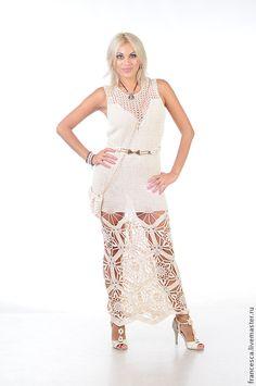 Ibiza crochet  dress