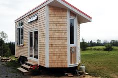 THE HARMONY THOW ~ SOLAR ~ OFF-GRID ~ in Canada