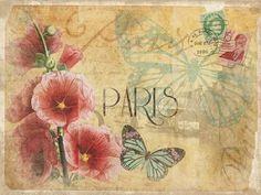 Paris Postcard 1