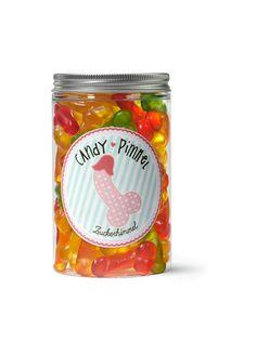Candy Pimmel: Zaubert garantiert jedem ein Schmunzeln auf die Lippen:  Der Zuckerbäcker - Candy Pimmel - Zuckerhimmel - 300g  Ideal zum Verschenken genau das richtige für Parties, Geburtstage, den Freund, die Freundin 300 Gramm Naschspaß