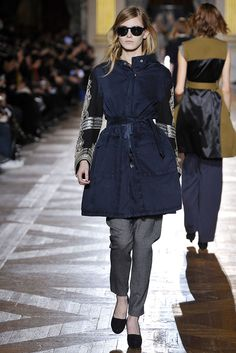 Dries Van Noten | Fall 2010 Ready-to-Wear Collection | Style.com