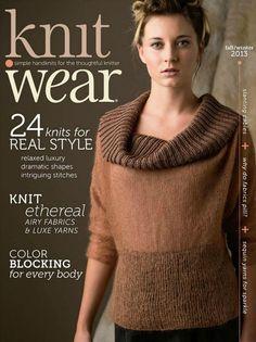 Knit Wear Fall/Winter 2013