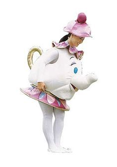 Adult Mrs Potts Costume - Beauty and the Beast Costumes