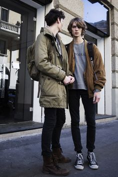 Men's Jackets For Every Occasion. Photo by Menswear Market Jackets are a must-have in the cold weather but it can also be used to accessorize an outfit. Fashion Moda, Boy Fashion, Mens Fashion, Fashion Outfits, Fashion Trends, Fashion Quiz, Curvy Fashion, Fashion Ideas, Pretty Boys