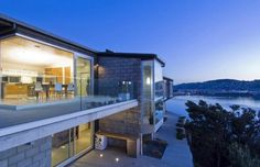Winners of NZIA Local Architecture Awards - Wellington, Muapuia by Tim Nees Architects