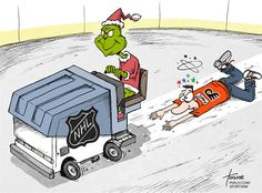 NHL Lockout © Rob Tornoe,Philadelphia Inquirer,NHL