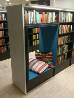 Love this seating idea!
