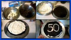 #oreo #cake #homemade